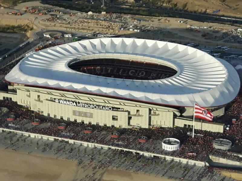 wanda stadium