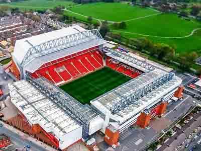 Anffield, Liverpool Stadium