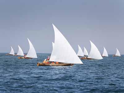 Dhow Sailing Race