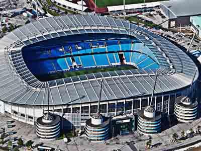Etihad, Manchester City Stadium