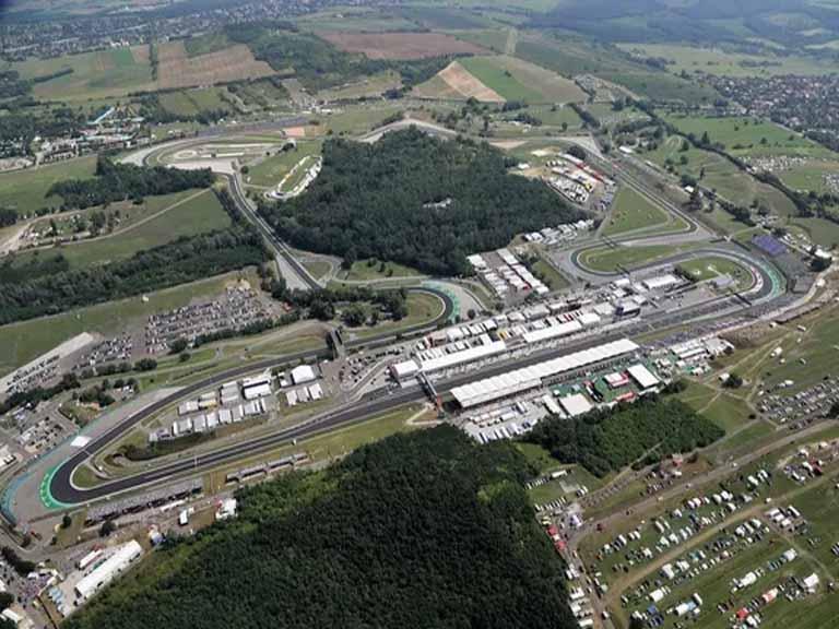 Hungaroring Circuit Overview