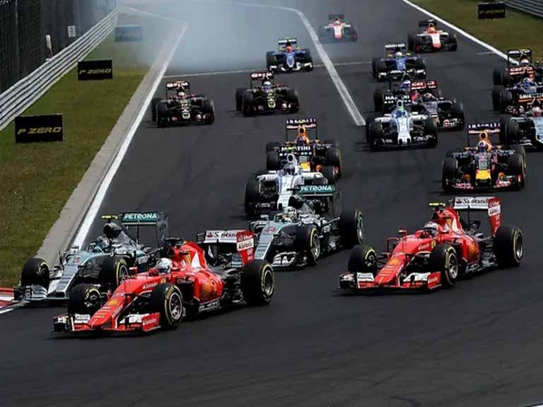 Hungaroring Race