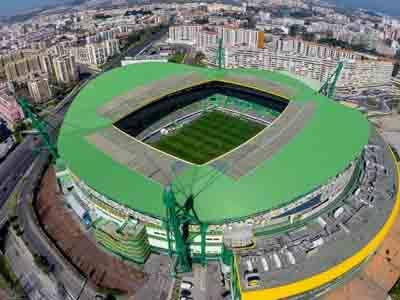 José Alavade Stadium, Sporting do Lisboa