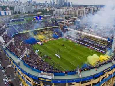 La Bombonera, Boca Junior Stadium