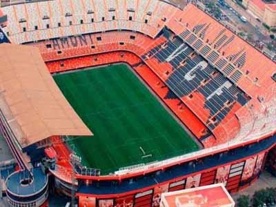 Mestalla, Valencia Stadium