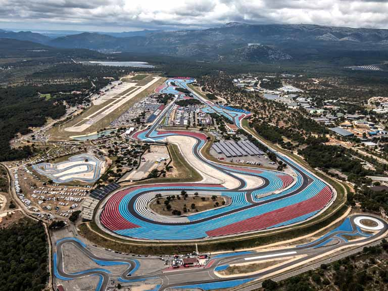 Paul Ricard Overview