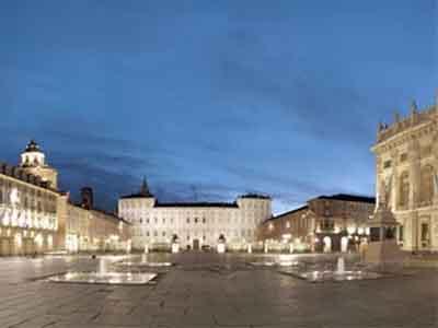 Plazza Turin