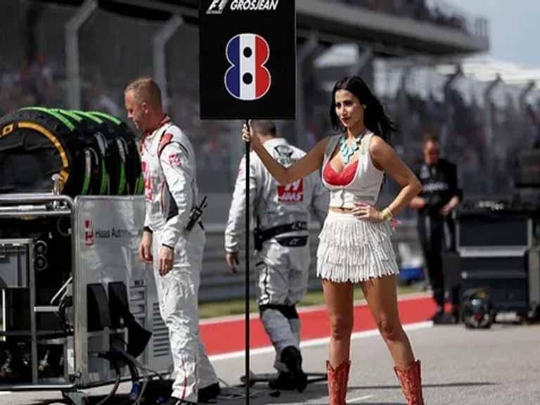 Pre-Grand Prix Time