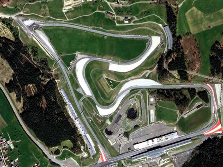 Red Bull Ring Overview