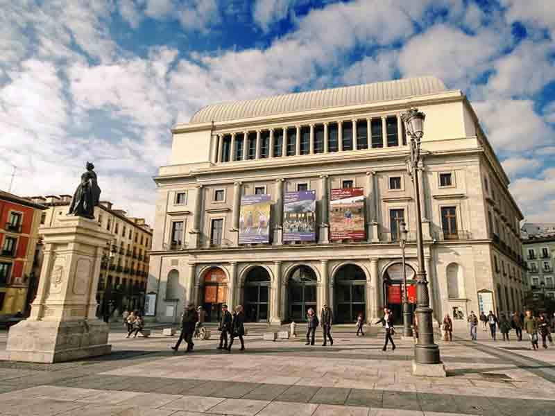 Royal Theatre Madrid