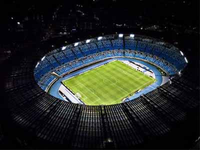 San Paolo Stadium, SSC Napoli
