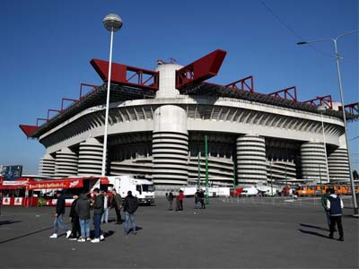 San Siro, Inter and Milan's stadium