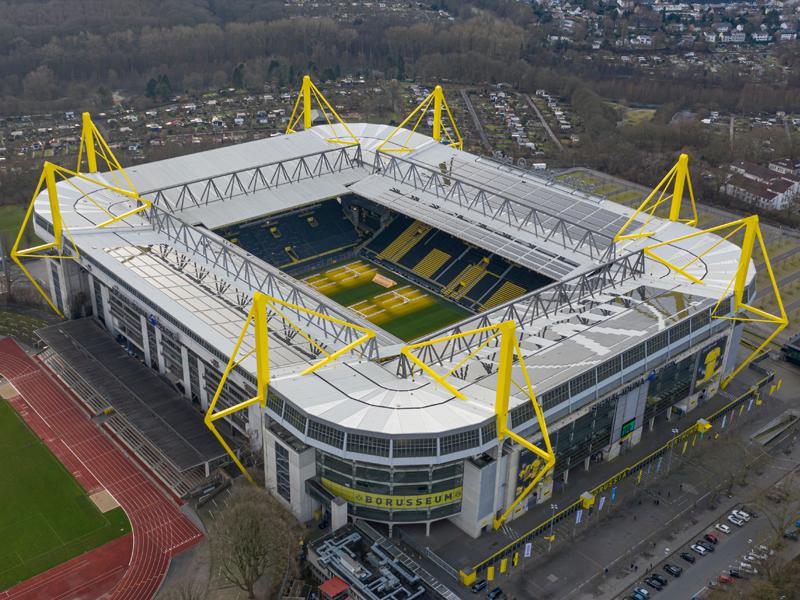 Signal Iduna Park Dortmund Stadium