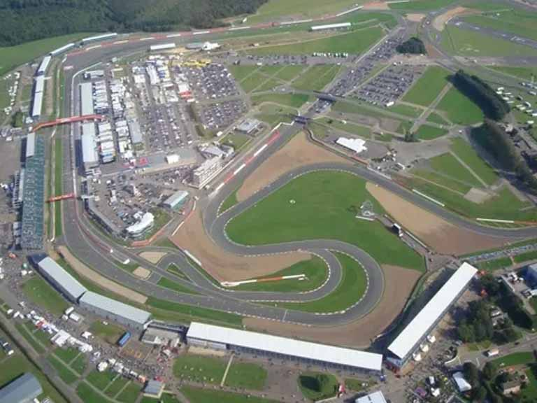 Silverstone Circuit Overview