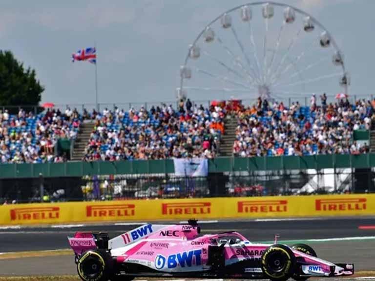 Silverstone Circuit Race