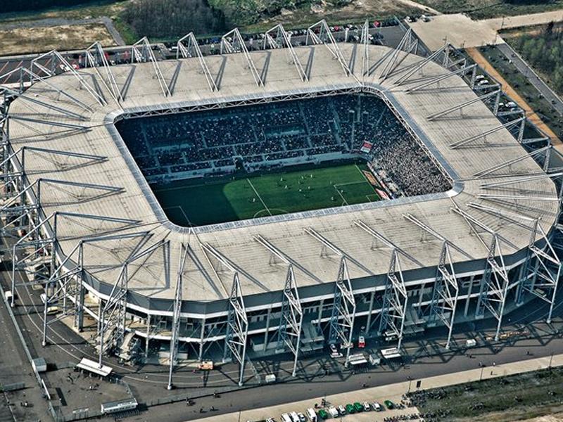 borussia park stadium