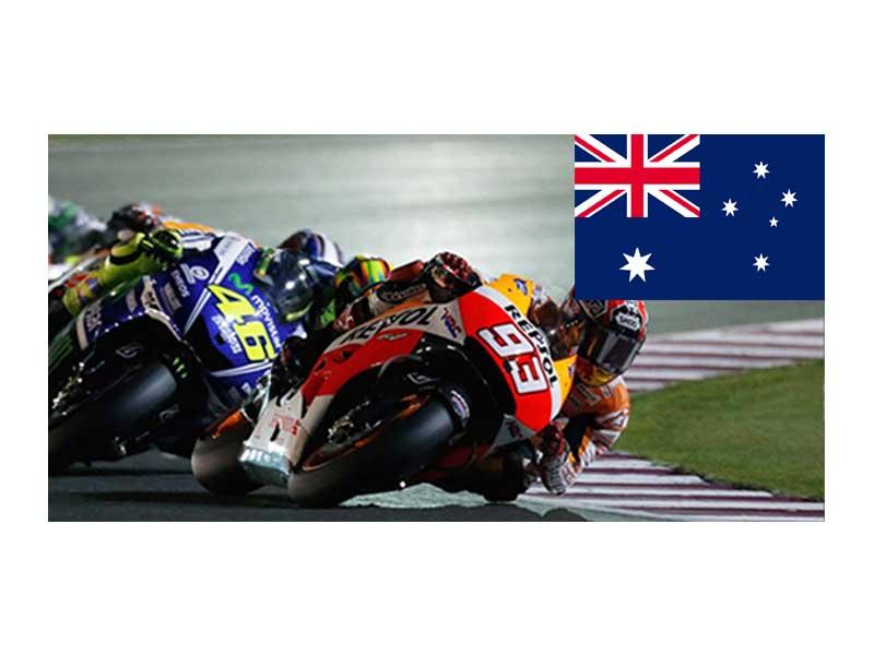 Moto GP Australia