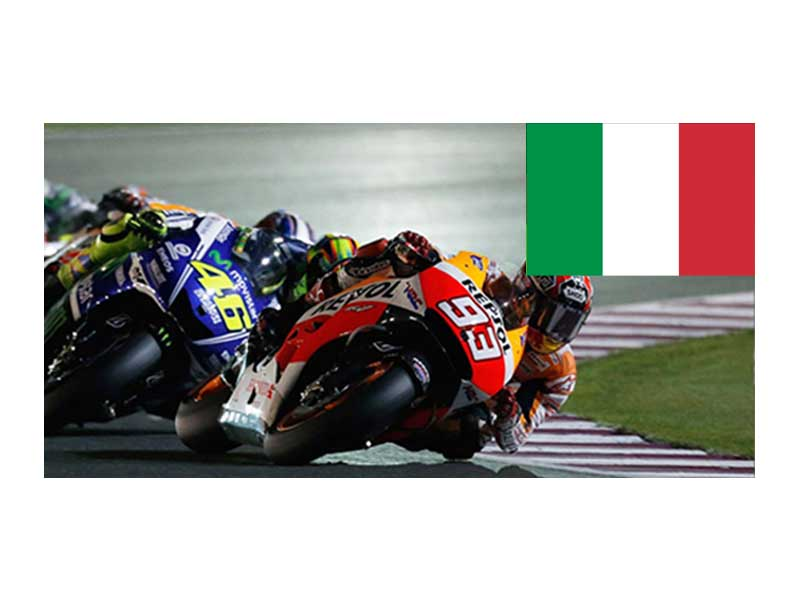 Moto GP Italy