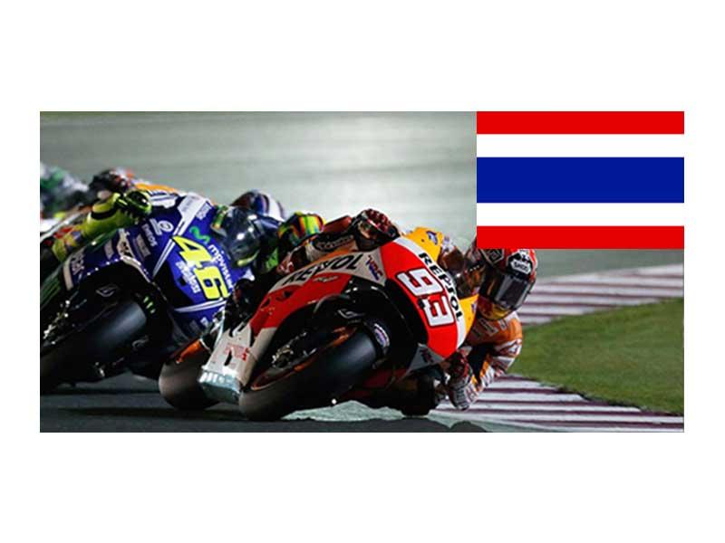 Moto GP Thailand