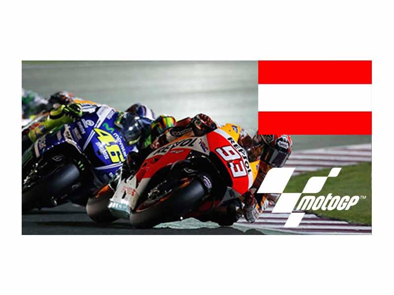 Moto GP Austria