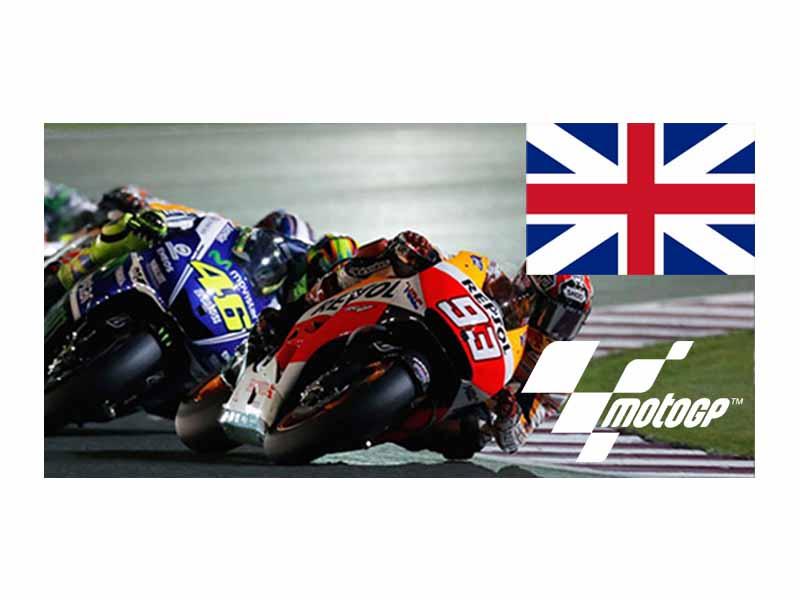 Moto GP Great Britain