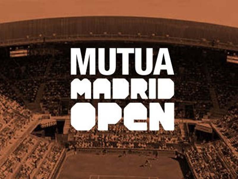 MUTUA MADRID OPEN, SPAIN