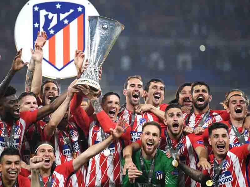 Atletico Europa League