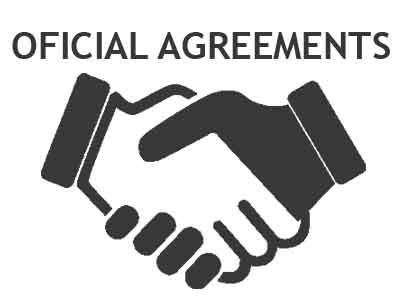 Oficial Agreements
